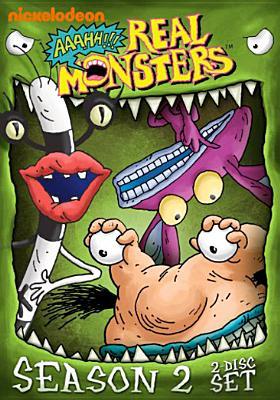 AAAHH REAL MONSTERS:SEASON 2 BY AAAHH!!! REAL MONSTE (DVD)